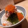 早く痩せて「日本橋海鮮丼 つじ半」のぜいたく丼を食べて天に召されたい!【神楽坂】