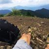 【奥多摩・鷹ノ巣山トレラン】石尾根から沢登りで有名な水根沢へ 後編