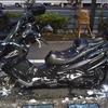 #バイク屋の日常 #ヤマハ #マジェスティー125FI #洗車