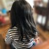 (娘22ヶ月)日本で美容室デビュー