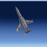 TEXTURE・機体の反射・陰影をつける