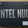 intel NUC  NUC8i7HVK レビュー セットアップ編