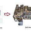 3D動画よりDoll House画像を生成する論文を読む