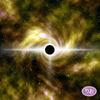 天の川銀河のブラックホールが75倍も輝いた(追記あり)