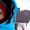 スキー教室ラストスパートにテクノロジーの進化を感ずる
