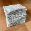 ベビー布団が届く、大人タオルケットの処分(29w5d)