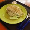 行列必至!天天海南雞飯@マックスウェル・フードセンターのチキンライスを食べる