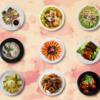 【簡単中華】ピリ辛!春雨サラダ&本格プリプリ!海老のレタス炒飯