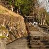 気多若宮神社の初もうで 岐阜県飛騨市