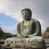 The観光地。鎌倉の大仏を見てきた。