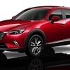 マツダ CX-3 ガソリン車追加!発売日は2017年8月!排気量は2.0Lに。価格やスペック、燃費など