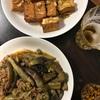 昨日の料理と、保存方法