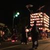 闇を照らす一筋の光(小浜紋付祭り体験記)