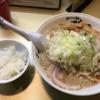 【亀戸のラーメン屋】駅から徒歩1分「ごっつ」の超ごってり麺がおすすめ