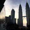 【東南アジア旅行記】クアラ・ルンプールの打ち上げ花火(マレーシア・クアラルンプール)