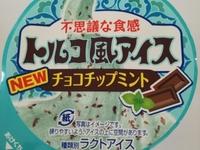 ファミマ限定「トルコ風アイス」チョコチップミントのレビュー。5分練ってトルコ「風」なアイスを全力で楽しもう!