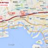 阪急神戸線の神戸地震からの復旧 - 6月12日