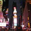 スマートフォン3台で撮り比べてみた、タイムズスクエアの情景
