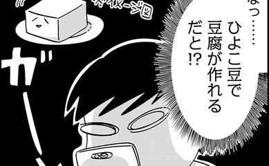 白米からは逃げられぬ ~ドイツでつくる日本食、いつも何かがそろわない~ 第20話「ゴマひよこ豆豆腐」