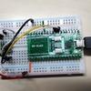 加速度センサモジュールMMA8451 をESP32につなぐ