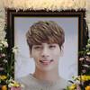 SHINeeジョンヒョン、「葬地は非公開」