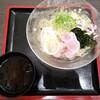 【金沢 無化調 ラーメン】「白海老スープの昆布冷水つけ麺」Bran Zimuri (麺's じむり)
