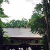 椿大神社へ