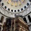 【エルサレム】聖墳墓教会やホロコースト博物館へ(中東旅行4日目)
