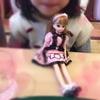 リカちゃんのお世話➕昨日のイライラ(ーー;)
