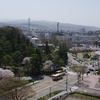 PENTAX K-3で桜「金沢城東ノ丸」