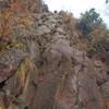 登山学校  「登山に役立つクライミング」