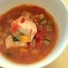 トマトとビールのスープ