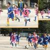 北習志野FCさんと低学年交流会(幼稚園) 2012/10/20