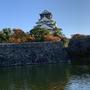 晩秋の大阪城を散策してきました