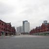 横浜さんぽ9☆こんなに人が少ない横浜はなかなか見られませんね…