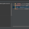 PyCharm 3.0 EAP build 131.91