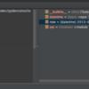 PyCharm 3.0 EAP build 131.91