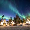 【天体撮影記 第49夜+オーロラ撮影記】海外一人旅 カナダ イエローナイフにオーロラ撮影に行ってきました。+旅行で参考になったサイト、情報とかも載せていきます。