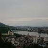 今日の犬山城は…『曇りか雨か、どっちかだね☁️☂️』