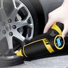 【車やアウトドアに最適】コンパクトな充電式の空気入れが超便利!(電動コードレスエアコンプレッサー)