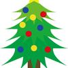 illustratorで描くクリスマスツリーのチュートリアル