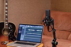 """【音源連動】""""これから""""の人のための制作ツール講座〜第1回:マイクを使ったホーム・レコーディング"""