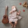 0歳4ヶ月 次女の成長記録