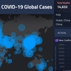 新型コロナウイルスの感染状況をAngularを使ってデータ可視化する方法