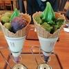 PayPayがんばれ西尾キャンペーン第2弾 西条園あいや本店さんで抹茶ソフト食べる(西尾市)