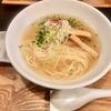 『豚骨清湯・自家製麺かつら』の澄んだ豚骨清湯スープはコクがあって飲み干したくなります!