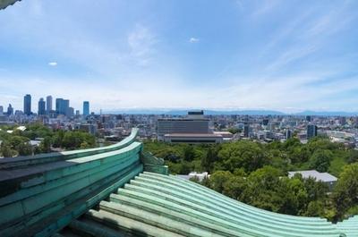 【あえて名古屋に行ってきた旅行記:7 完結】名古屋城見て、ひつまぶしを食べて帰ろう!
