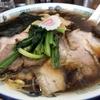 生姜醤油ラーメン「麺屋かむい」
