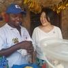ケニアで考える:SDGs推進の国連のチーム力、そして日本とのパートナーシップ (1)