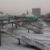 ノヴォシビルスクでのエレクトリーチカの乗り方